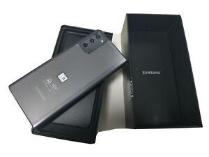 - A ESTRENAR - Galaxy Note 20 5G 256gb GRIS SAMSUNG
