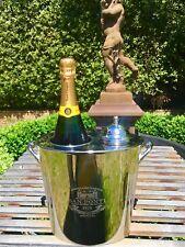 San Ponti Wine Cooler Ice Bucket Moet,Veuve Champagne  NEW