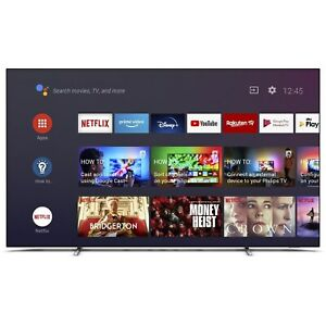 Philips 55 Inch OLED706 4K UHD OLED Android TV with Ambilight