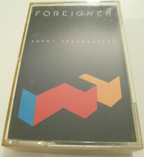Foreigner - Agent Provocateur - Album Cassette Tape, Used Very Good