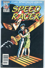 Speed Racer Issue #26 (November 1989, Now Comics)