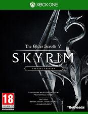 SKYRIM Special Edition - XBox One ITA - NUOVO SIGILLATO  [XONE0318]