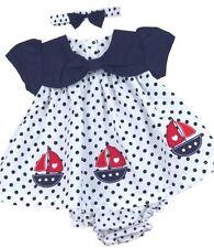 Ropa, calzado y complementos azul con algodón para bebés