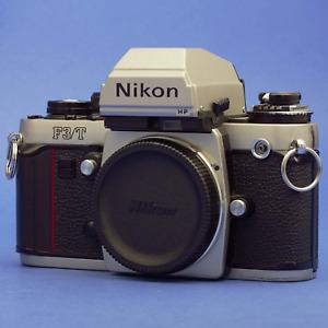 Nikon F3/T Film Camera Body