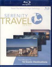 SERENITY TRAVEL SERIES VOLUME ONE (1) (BLU-RAY) (BLU-RAY)