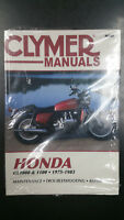 New Clymer Honda Service Manual GL100&1100 1975-1983 M340