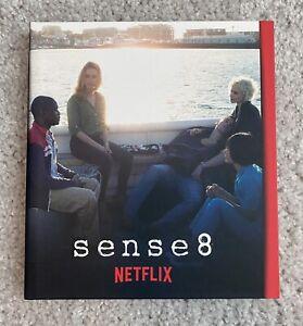 SENSE 8 (4 DVD) Emmy FYC Screener Booklet - Complete Season 1 NETFLIX