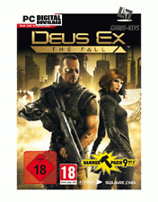 Deus Ex The Fall Steam Key Pc Game Download Code Global