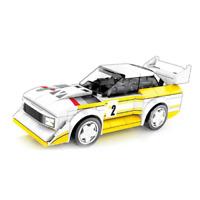 Technic Rennwagen 42056 42083 Champions Bausteine Blöcke MOC 10220 Auto 42065