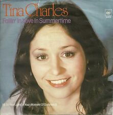 """Tina Charles - Fallin in Love in Summertime  GERMANY 7"""""""