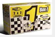Box 1  - 2X2 Traditionally Baked Dog Biscuits by Australian Pet Brand