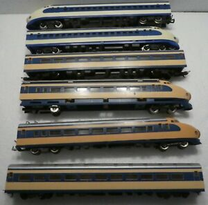 GRAVEYARD LOT OF JAPANESE FAST TRAINS LIMA PLAY-ART SEE PICTURES
