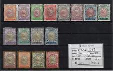 Iran Impero persiano 1909 Simbolo Persia Scott 269/284