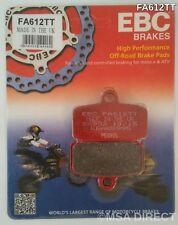"KTM Freeride 350 (4T) (2012 to 2015) EBC ""TT"" FRONT Brake Pads (FA612TT) (1 Set)"