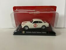 EBOND Alfa Romeo Giulietta Sprint Veloce - 1956 - Die cast - Scala 1:43