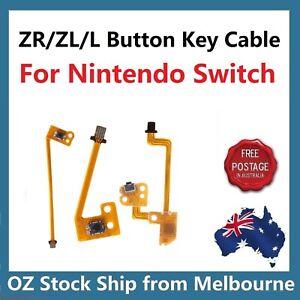 ZR ZL L Button Key Ribbon Flex Cable Replacement For Switch Joy-Con