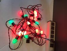 Vintage Gilbert C7 15 Christmas Light Set/Strand