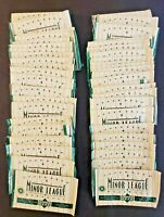 1995 Upper Deck Minor League Baseball Lot of (53) Sealed Packs! - Derek Jeter