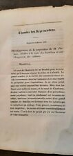 1833+Belgicana+Canal de Charleroy+Taxes des barrieres+histoire des transports