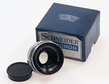 SCHNEIDER BOXED ENLARGING LENS COMPONON 1:5.6/80mm NICE