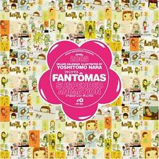 CD FANTOMAS Suspended Animation Promo Slipcase Illustration By YOSHITOMO NARA