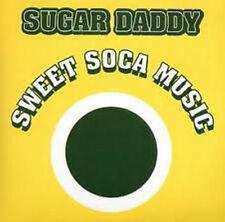 SUGAR DADDY - SWEET SOCA MUSIC - CD SINGLE SIGILLATO
