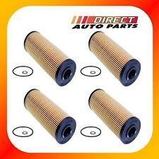 Oil Filter 4pc Mercedes-Benz OE#1041800109 300CE,SE,E,SL,TE,C220,C230,S320,SL320