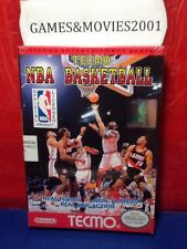 Tecmo NBA Basketball (NES) NEW FACTORY SEALED!!! FREE SHIPPING IN US!!!!