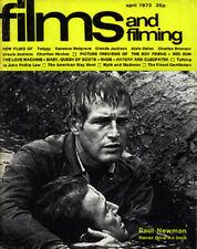 FILMS AND FILMING, April 1972, Green, Patrick, ed.. 1972.