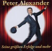"""PETER ALEXANDER """"SEINE GRÖSSTEN ERFOLGE UND.."""" 2 CD NEU"""