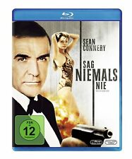 James Bond 007 Sag niemals Nie Sean Connery 4045167012714