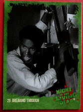 NIGHT OF THE LIVING DEAD - 1968 film - Card #29 - Breaking Through - Unstoppable