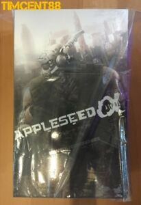 Ready! Hot Toys MMS269 Appleseed Alpha Briareos Hecatonchires 1/6 Figure