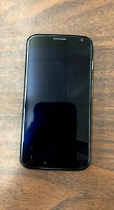 Motorola Moto xt1058 BLACK 16GB