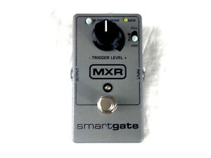 Used MXR M135 Smart Gate Noise Gate Guitar Effects Pedal