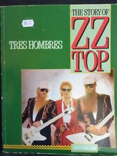 Tres Hombre The Story Of ZZ Top By David Sinclair