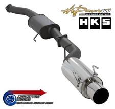 Genuine HKS Hi-Power 409 Cat Back Exhaust - For R32 GTR Skyline RB26DETT