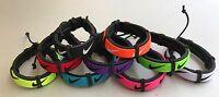 Nike Surfer Cuff Leather Tribal Bracelet Multiple Colors NWOT