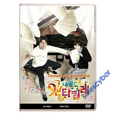 """BUY 5 GET 1 FREE"" Tomorrow Cantabile Korean Drama (4DVD) Excellent English Sub"