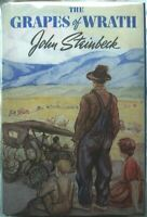 THE GRAPES OF WRATH by John Steinbeck Viking Press True 1st Edition April 1939