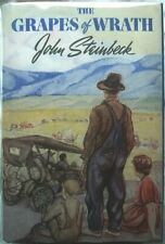 THE GRAPES OF WRATH by John Steinbeck Viking Press 1st Edition April 1939
