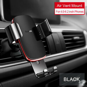 Baseus Gravity Car Holder CD Slot  Vent Air Mount Phone Stand for iPhone Samsung