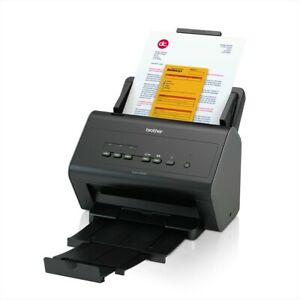 Brother ADS-2400N A4 Colour USB Network Duplex Desktop Sheet Fed Scanner