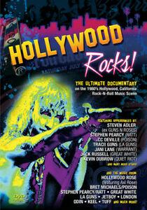 Hollywood Rocks [New DVD]
