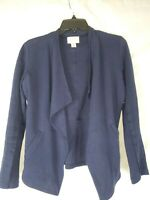 Caslon Women's Blue Open Cardigan Size XS New with Tags
