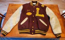 VIntage Varsity Letter Jacket, Lutheran North 1992 (Size 48)