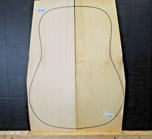 Adirondack Luthier Lutherie Guitare Haut Ensemble 02 Classique