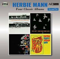 Herbie Mann - Four Classic Albums (Flute Souffle / Flute Flight / [CD]