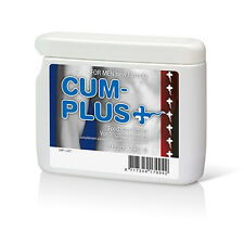 Aumenta sperma eiaculazioni abbondanti spermatozoi Cum Plus Flatpack 30 caps