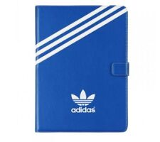 ADIDAS Blue / White IPAD CASE For Ipad Air 2 STAND CASE - Free Shipping